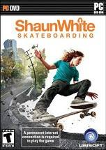 Shaun White Skateboarding Cover