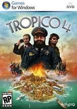 Tropico 4 dvd cover