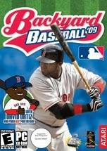 Backyard Baseball '09 poster