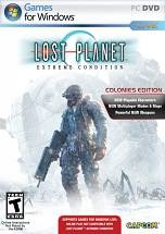 Lost Planet: Extreme Condition Colonies Edition poster