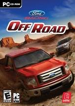 Ford Racing: Off Road dvd cover