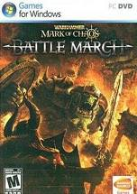 Warhammer: Mark of Chaos - Battle March dvd cover