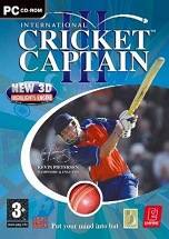 International Cricket Captain III dvd cover
