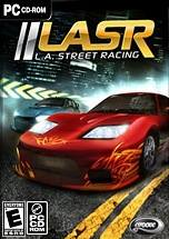 LA Street Racing dvd cover