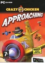 Crazy Chicken Approaching dvd cover