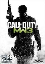 Call of Duty: Modern Warfare 3 dvd cover