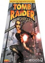 Tomb Raider: Chronicles dvd cover