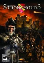 Stronghold 3 dvd cover
