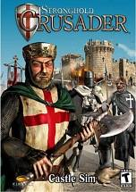 Stronghold Crusader dvd cover