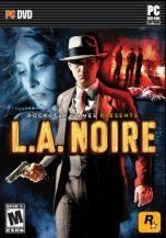 L.A. Noire dvd cover