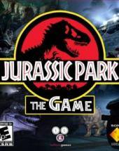 Jurassic Park The Game dvd cover