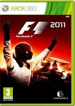 F1 2011 dvd cover