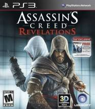 Assassin's Creed: Revelations dvd cover