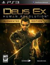 Deus Ex: Human Revolution dvd cover