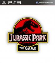 Jurassic Park The Game Cover