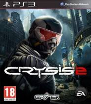 Crysis 2 dvd cover