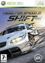 Need for Speed: Shift dvd cover