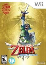 The Legend of Zelda: Skyward Sword dvd cover