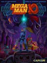 Mega Man 10 dvd cover