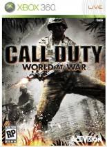 Call of Duty: World at War dvd cover