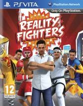 Reality Fighters dvd cover