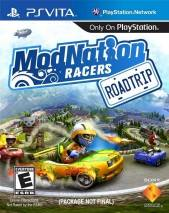 ModNation Racers: Road Trip Cover