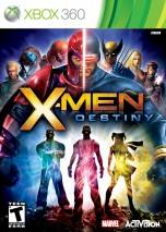 X-Men: Destiny dvd cover