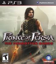 Prince of Persia: The Forgotten Sands dvd cover