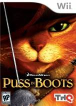 Puss in Boots dvd cover
