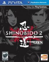 Shinobido 2: Revenge of Zen Cover