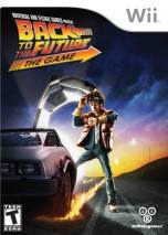 Back to the Future: The Game dvd cover