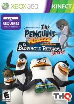 The Penguins of Madagascar: Dr. Blowhole Returns - Again! dvd cover