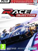 Race Injection  dvd cover