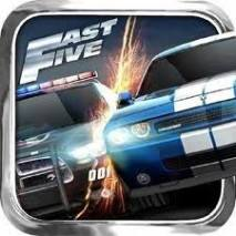 Fast Five dvd cover