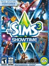The Sims 3: Showtime Cover