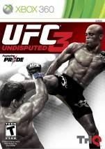 UFC Undisputed 3 dvd cover