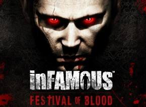 inFamous: Festival of Blood cover