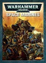 Warhammer 40,000: Space Marine dvd cover