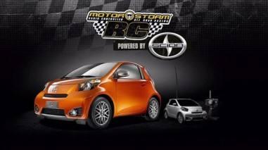 MotorStorm RC dvd cover