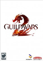 Guild Wars 2 dvd cover