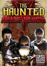 The Haunted: Hell's Reach cd cover