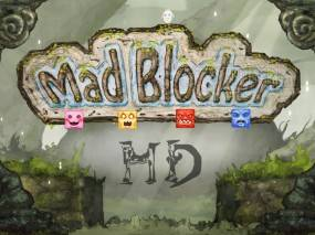 Mad Blocker Adventure Cover