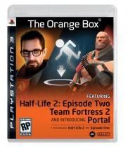 The Orange Box dvd cover