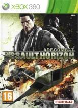 Ace Combat: Assault Horizon dvd cover