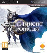 White Knight Chronicles International Edition dvd cover