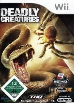 Deadly Creatures dvd cover