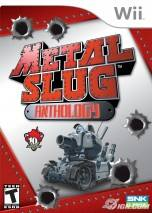 Metal Slug Anthology dvd cover