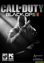 Call of Duty: Black Ops II dvd cover