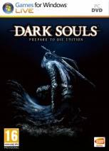 Dark Souls: Prepare to Die Edition dvd cover