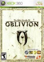 The Elder Scrolls IV: Oblivion dvd cover